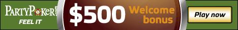 2018 Party Poker WSOP Satellite Qualifiers
