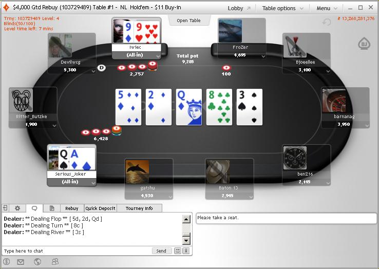 Эксклюзивный бонус код на Пати Покер - SNGPLANET
