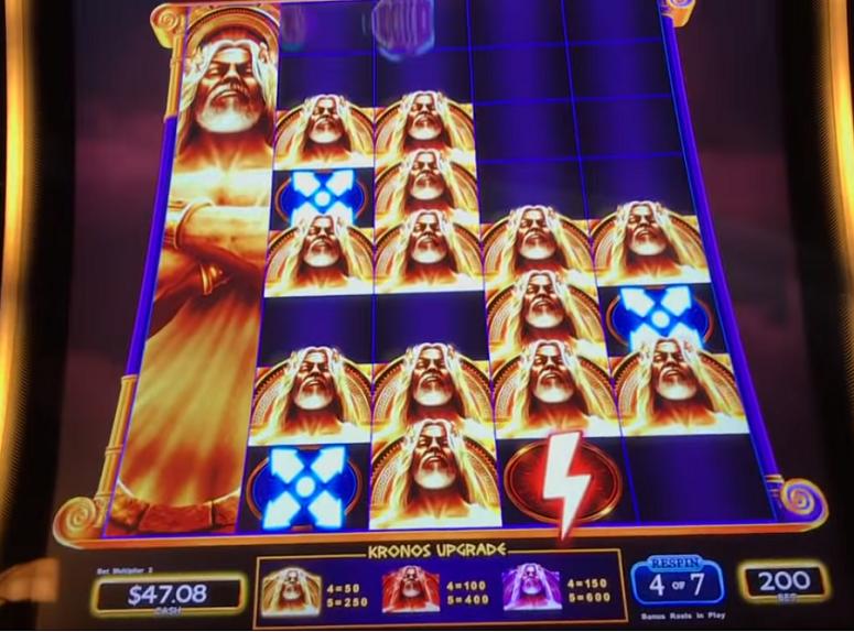 Casino Slot Kronos