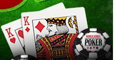 ongame WSOP selejtezők a Red Kingsen